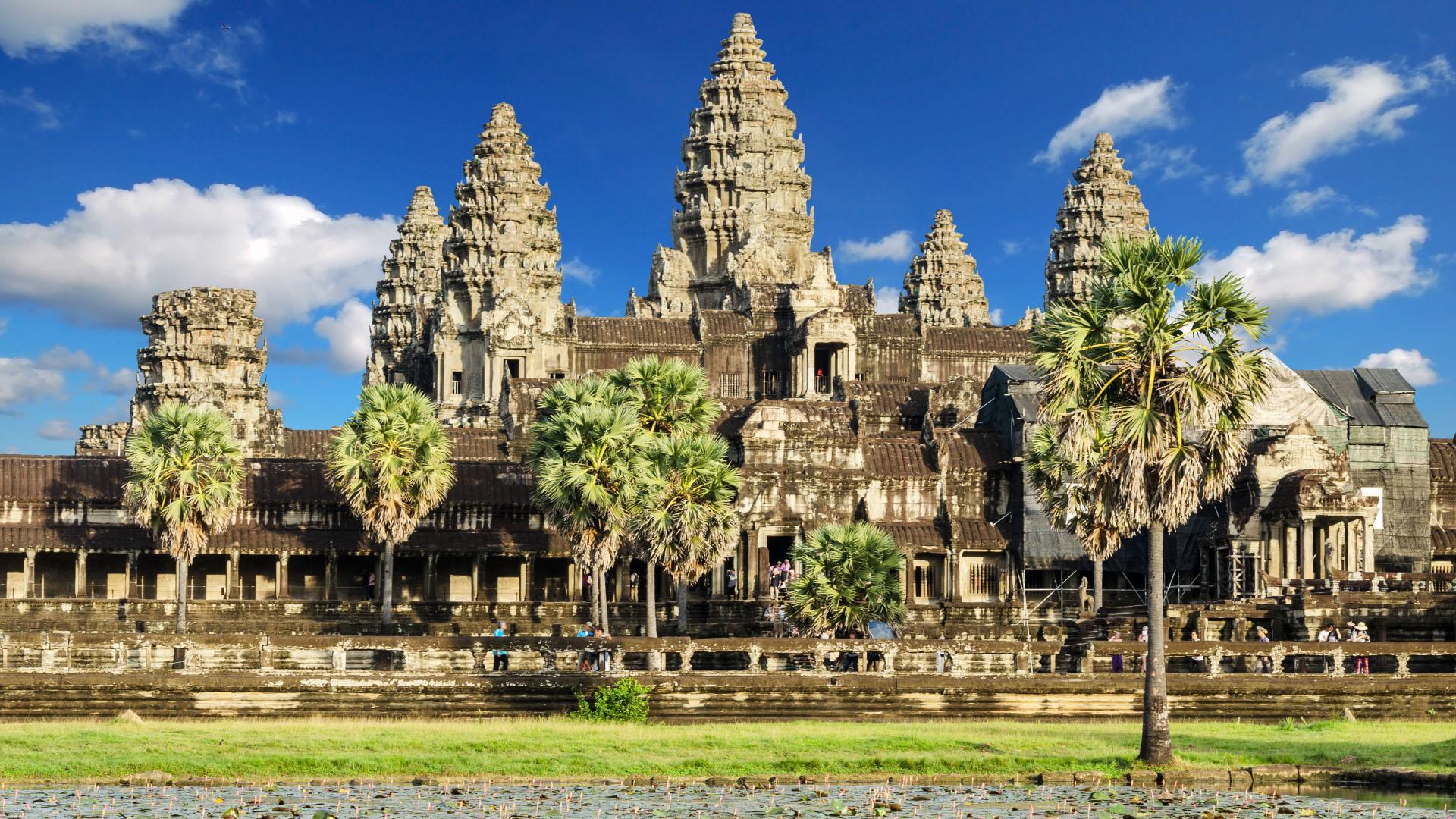 ASICS Frontrunner - De Halve Marathon van Angkor Wat