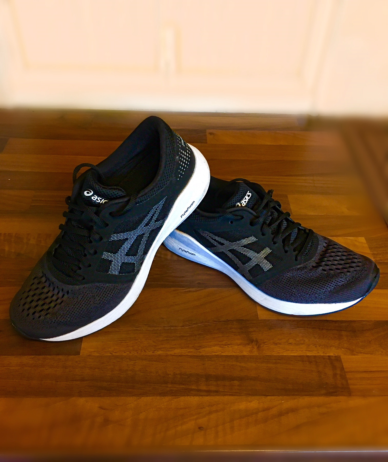 ASICS Frontrunner - Roadhawk FF Review: Better for speedwork than ...