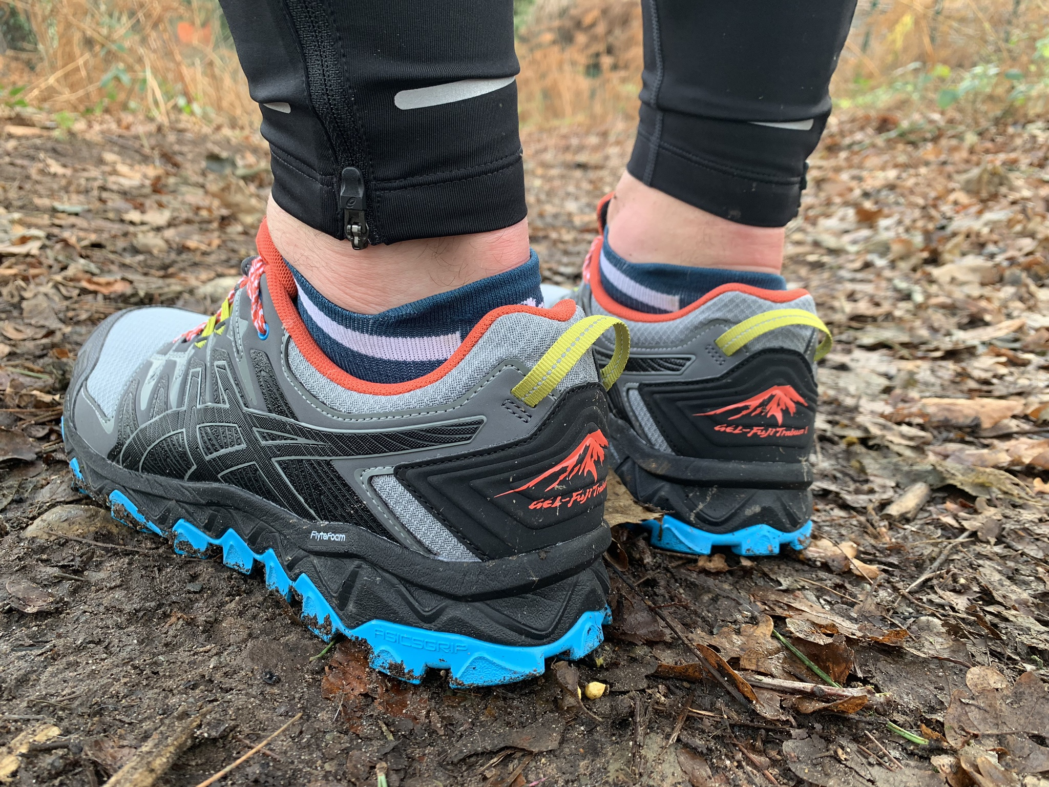 top brands 2020 exclusive shoes ASICS Frontrunner - ASICS GEL-FujiTrabuco 7 Review