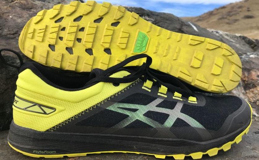 innovative design 1c368 cec83 ASICS Frontrunner - Gecko XT Trail Shoes: A Review