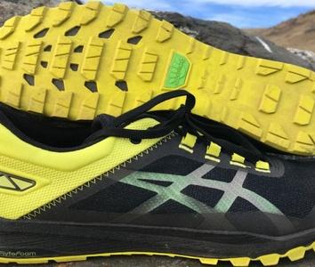 klasyczne dopasowanie lepszy kolejna szansa ASICS Frontrunner - Gecko XT Trail Shoes: A Review
