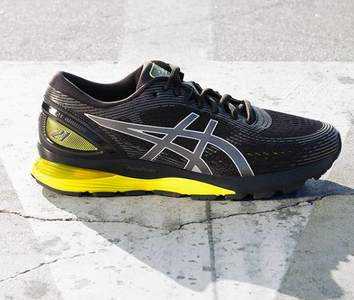 regarder 8dad6 805de ASICS Frontrunner - ASICS Gel-Nimbus 21 Review