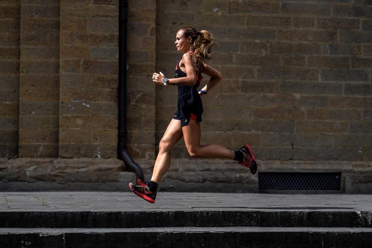 ASICS Frontrunner Virginia Nanni